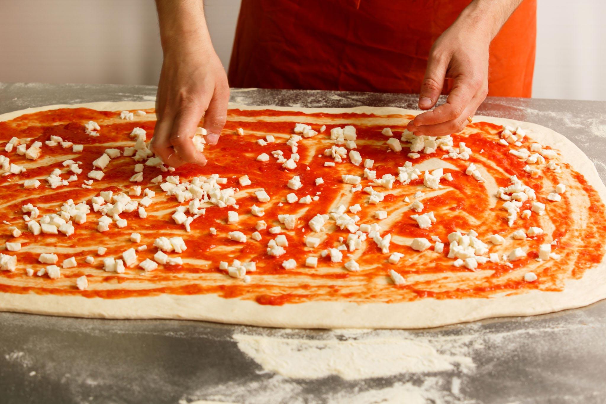 Pizza - La Zagara - Positano